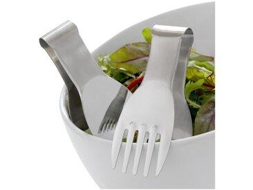 2-tlg. Salatlöffel/Seervierzange-Set Parma