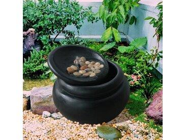 Brunnen Zen aus Harz