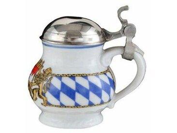 Bierglas Compact Bavaria aus Prozellan