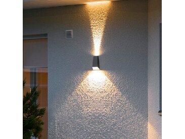 LED-Außendeckenleuchte 2-flammig Imola