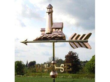 Leuchtturm Wetterfahne Causglen