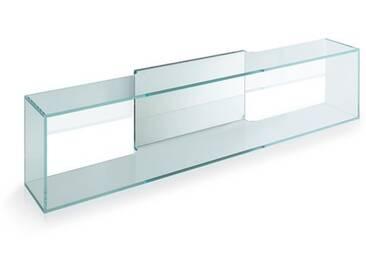 Wandregal Brama mit Spiegel