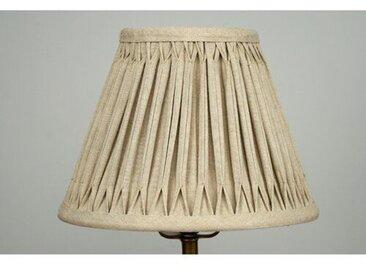 Lampenschirm aus Leinen