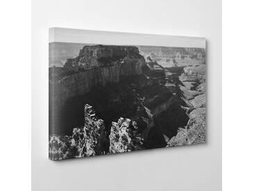 "Leinwandbild ""Grand Canyon"" von Ansel Adams, Fotodruck"