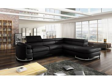 Ecksofa Beauvais mit Bettfunktion