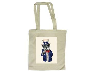 Einkaufsbeutel Uncle Sam