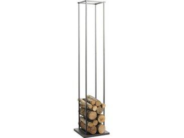 Holzkorb Malcolm aus Eisen