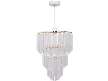 26 cm Lampenschirm für Pendelleuchte Holton aus Metall