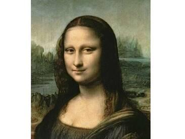 Poster Mona Lisa, C.1503-6, Kunstdruck von Leonardo Da Vinci