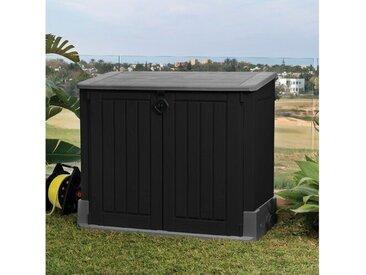 120 L Gartenbox Store It Out Midi aus Kunststoff