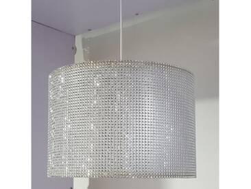 30 cm Lampenschirm für Pendelleuchte Glitzy aus Metall