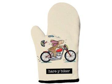 Doppelte Ofenhandschuhe Harey Biker