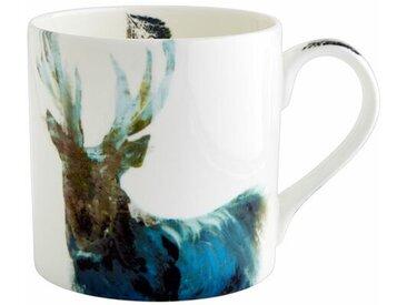 Kaffeetasse Julie Steel Designs Hirsch