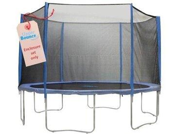 305 cm Trampolin Netz für 6 Stangen