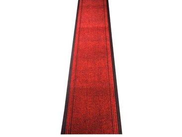 Teppichläufer Kongo in Rot