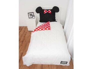 Renforcé-Kinderbettwäsche Minnie