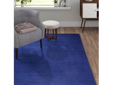 Teppich Fancy in Blau