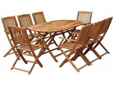 8-Sitzer Gartengarnitur Carmen