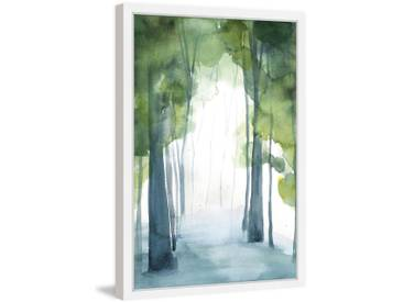 Grove by Christine Lindstrom Framed Painting Print