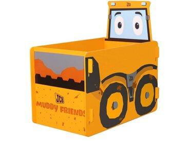 Spielzeugkiste JCB Muddy Friends