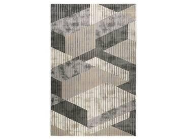 Teppich Tamo in Grau