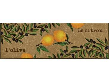 Küchenmatte Le Citron