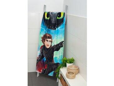 Kinder Strandtuch Dragons
