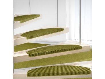Stufenmatte in Grün