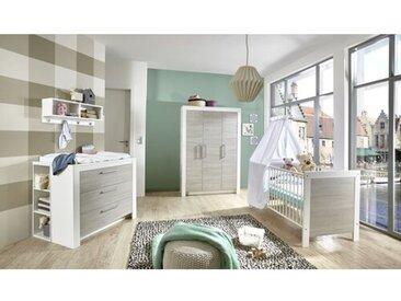 3-tlg. Babyzimmer-Set Carver