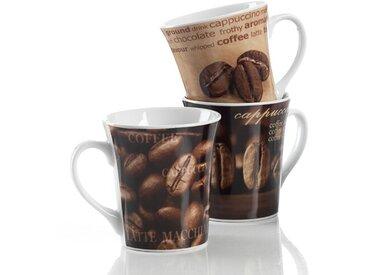 Kaffeebecher Rustica (Set of 6)
