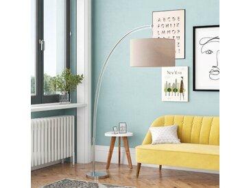 192 cm Bogenlampe