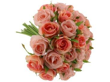 Kunstblume Rose Blumengesteck