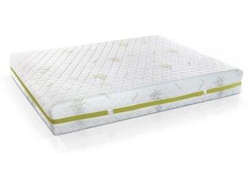 Taschenfederkernmatratze, Clear Ambient, 7-Zonen, 21 cm Höhe, 2 Schichten, OEKO-TEX Standard 100