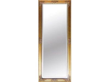 Spiegel in gold