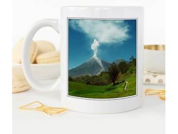 Kaffeetasse Landscape Guatemala Volcano
