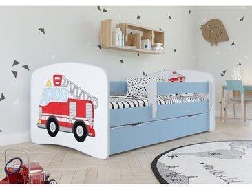 Funktionsbett Cavallo mit Matratze und Schublade