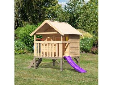 8-tlg. Spielhütte-Set Mini