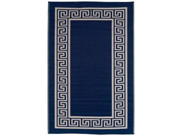 Athens Blue Outdoor Rug