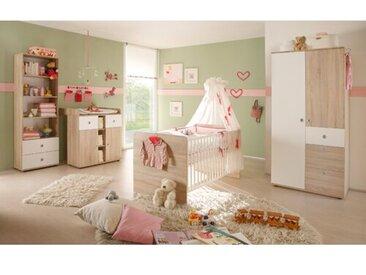 4-tlg. Babyzimmer-Set Joachim
