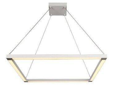 LED-Quadratisch-Pendelleuchte 4-flammig Mcmartin