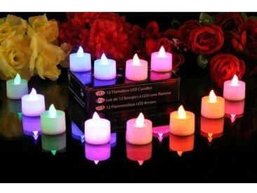 LED-Kerzen Set