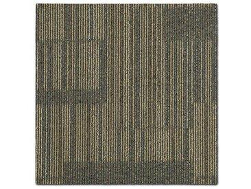 Teppichboden-Fliesen Astra | Beige | 50x50 cm | Viele Farben |