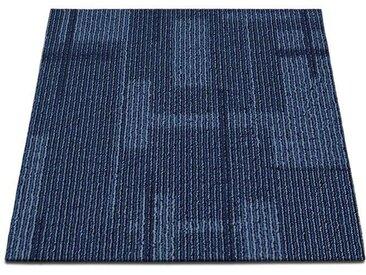 Gemusterte Teppichboden-Fliese Andorra | 50x50 cm | Verschiedene