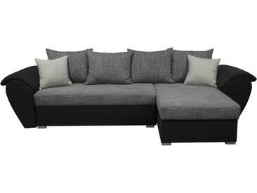 Polsterecke - grau - 269 cm - 82 cm - 141 cm - Sconto