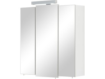 Spiegelschrank - weiß - 68 cm - 73 cm - 20 cm - Sconto