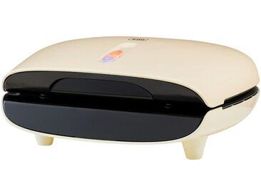 KHG 3in1 Sandwichtoaster  SM-103 (CS) - creme - Metall-lackiert, Kunststoff - 21,7 cm - 10,9 cm - 25,8 cm - Sconto