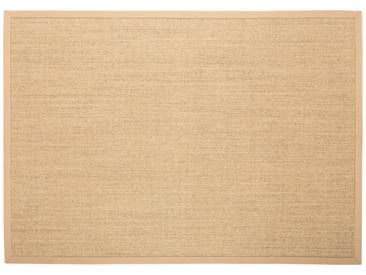 Sisal-Teppich  Manaus - creme - 100 % Sisal - 65 cm - Sconto