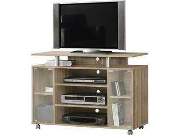 TV-Element - holzfarben - 100 cm - 72 cm - 45 cm - Sconto