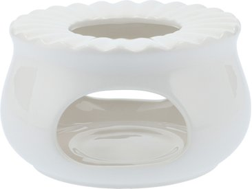 Peill+Putzler Stövchen  Milano - weiß - Porzellan - 14 cm - 8,5 cm - Sconto
