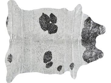 Rinderfell - Unikat - schwarz - Rinderfell, Rindsleder / Kuhhaut - Sconto